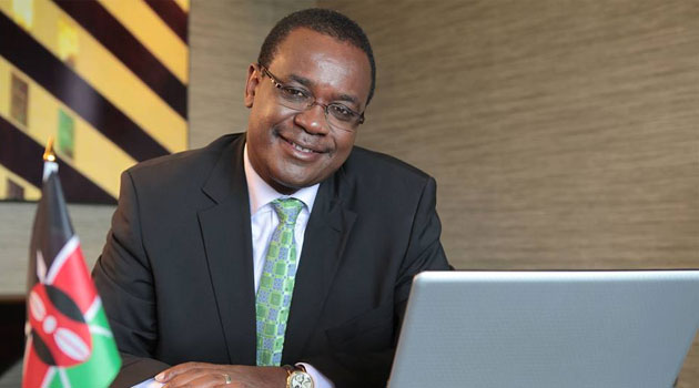 Nairobi Governor Dr Evans Kidero is alleged to have offered a Sh200mn bribe to Justice Tunoi. Photo/ FILE