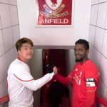Capital FM football team beats South Korea 3-2 to become first African football team to win the Standard Chartered Road to Anfield trophy.