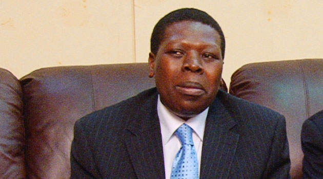 Wamalwa was said to be the second owner after purchasing it from business lady Grace Wambui/FILE
