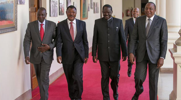 President Kenyatta extended the invitation to the Opposition leaders during a meeting at State House, Nairobi Tuesday afternoon, which was also attended by Deputy President William Ruto/PSCU