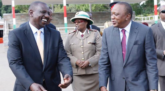 He was received by Deputy President William Ruto and Interior Cabinet Secretary Joseph Nkaissery among other top government officials/PSCU