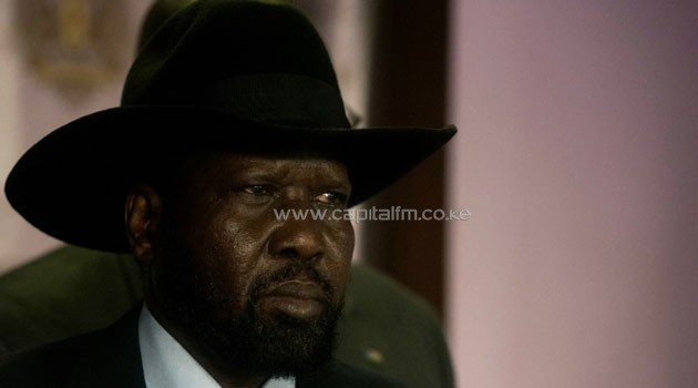"""I am ready to protect Dr Machar if he comes.""/AFP"