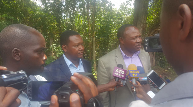 Mutua  who  spoke  at  well attended meetings  in  Kericho County  said  the  movement  will  spread  its  ideology to  all  corners  of  the  country/CFM NEWS