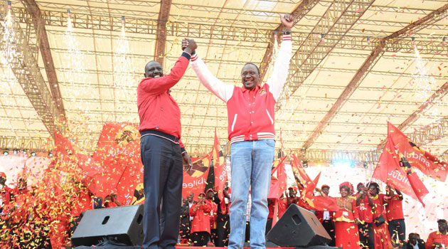 The President also took pride in the achievements of his administration at the colorful affair attended by thousands/PSCU