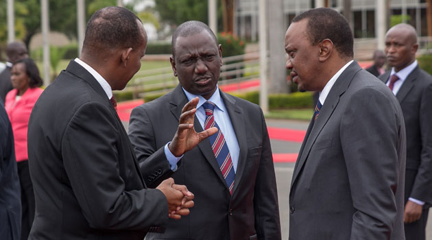 On Tuesday, President Uhuru Kenyatta cancelled the visit to Angola following the attack in Mandera that left 12 people dead/FILE
