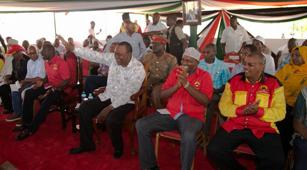 Uhuru to launch information portal as he marks 4th anniversary in office