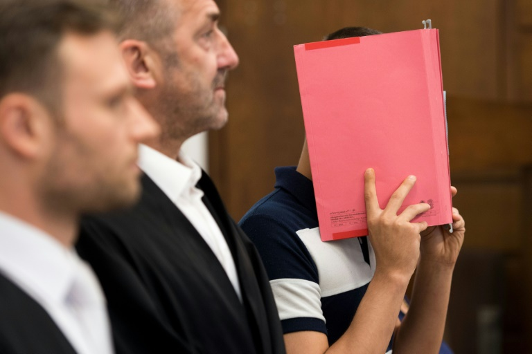 British hacker convicted in Germany of major cyber attack