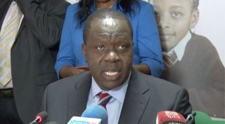 Matiang'i says the release of the funds follows consultative meetings with his treasury counterpart Henry Rotich, the Teachers Service Commission (TSC) and Attorney General/FILE