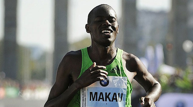 Speaking during the launch of the sixth Mwea Classic Marathon, Makau said he has recovered fully and will run in a half marathon in Germany in September before competing in next year's Tokyo Marathon/FILE