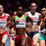 Kipyegon smashes African record in Brussels