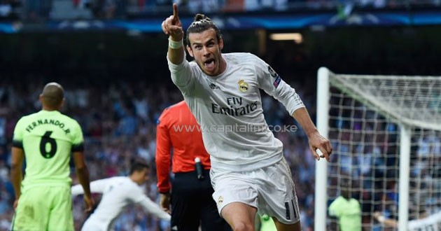 Fernando's own goal gave Real the advantage in the first half after Gareth Bale's cross deflected off his foot