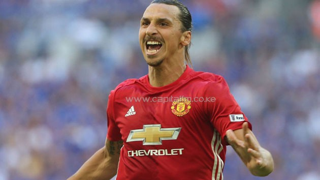 Ibrahimovic says he is not arrogant, just confident.