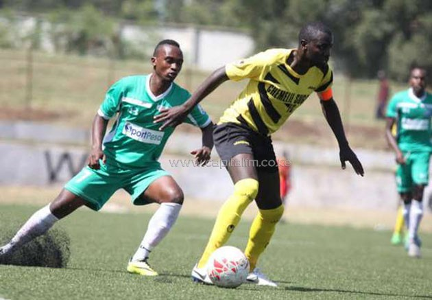Gor Mahia have a better head-to-head record against Chemelil with the last time the Sugar Millers beat K'Ogalo caming way back in 2010.PHOTO/goal.com