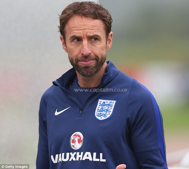 Southgate has done a sterling job in his three years as manager of the England Under-21's. PHOTO/DM.