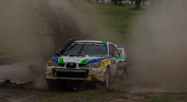 With the nature of preferred terrain, there is a talk though that this will be another Tapio Laukkanen rally with the 'Flying Finn' determined to add his name to the Guru roll of honor for the second year running.