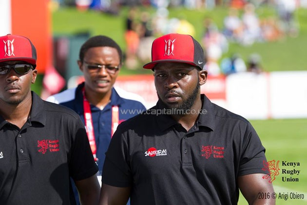 Kenya Lionesses head coach Kevin Wambua has hailed his charges after their performance in Dubai Invitational tournament. PHOTO/KRU