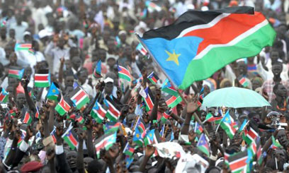SOUTH-SUDAN-INDEPENDENCE