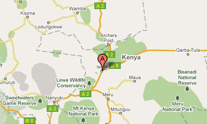 ISIOLO-MAP