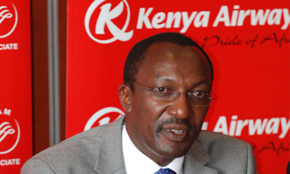 Strategy: Meet turnaround CEO hired to fly Kenya Airways out of ...