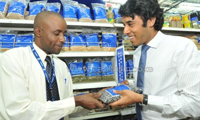 The products will be progressively introduced on Nakumatt shelves and branded Nakumatt Blue Label/CFM