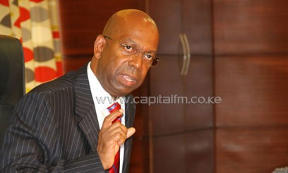 , Safaricom Chief Executive Officer  Bob Collymore says that the role of the integrated communications service provider was simply to provide connectivity between the mobile devices and the IEBC tallying centres/FILE