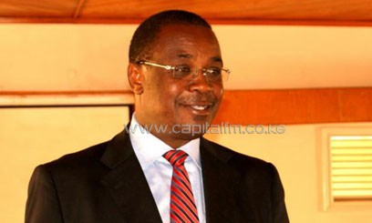 Nairobi Governor Evans Kidero unveiled his budget for the City recently. Photo/FILE