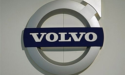 Volvo gets green light for two car plants in China/AFP