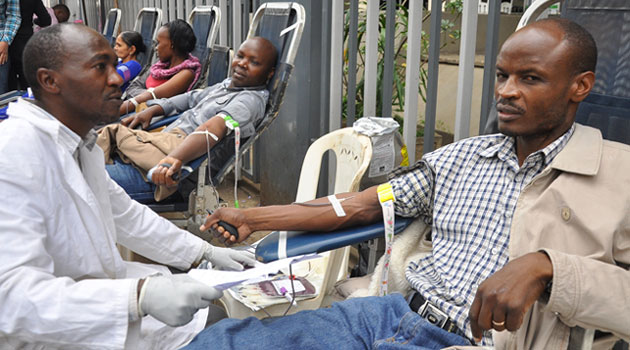 BLOOD-DONORS