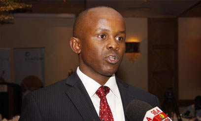 Centum Chief Executive Officer James Mworia said that in the 2012-2013 year, the firm acquired 35.55 percent  shareholding in Platinum Credit and was in the process of acquiring 73.35 percent  shareholding in Genesis Kenya Investment Management/FILE