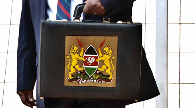 The supplementary budget will cater for salary related expenditures amounting to Sh18billion, operations and maintenance of Sh8.2billion and Sh89.7billion for ongoing and new projects/FILE