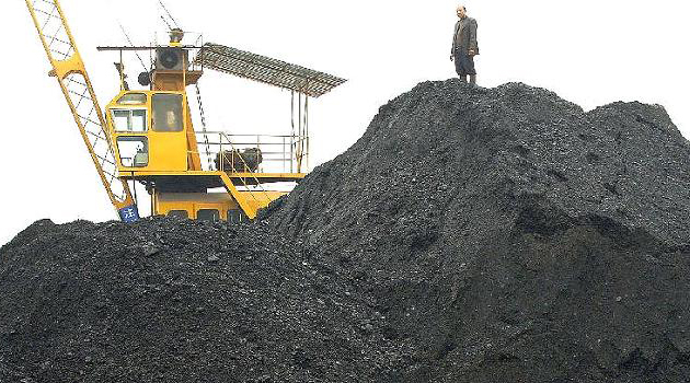 The world's most populous nation has become its biggest energy user, and China gets most of its energy from coal/AFP