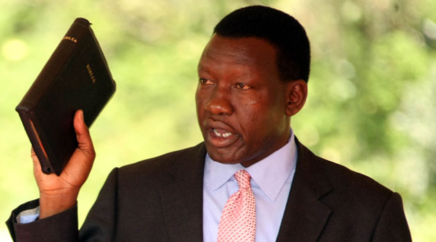 Energy Cabinet Secretary Davis Chirchir says that his ministry received expression of interest from 36 companies for the Dongo Kundu LNG facility and 26 for the Lamu plant with the ministry shortlisting 10 companies to compete for the Lamu Coal power plant while 12 companies for the Dongo Kundu LNG plant/FILE