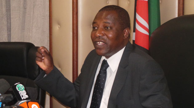 Labour Secretary Kazungu Kambi made this revelation on Thursday when he appeared before National Assembly Committee on the Labour and Social Services which is probing the controversial National Social Security Fund's (NSSF) Tassia II Project/FILE