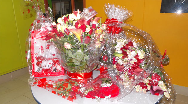 The Nairobi County government recently increased the fees for a daily operating license for the outdoor vendors from Sh2,000 to Sh5,000. This has in turn led to higher prices of flowers and other gift items for this year's Valentine's Day/MIKE KARIUKI