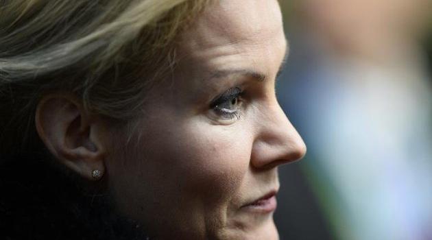 Danish Prime Minister Helle Thorning-Schmidt/AFP