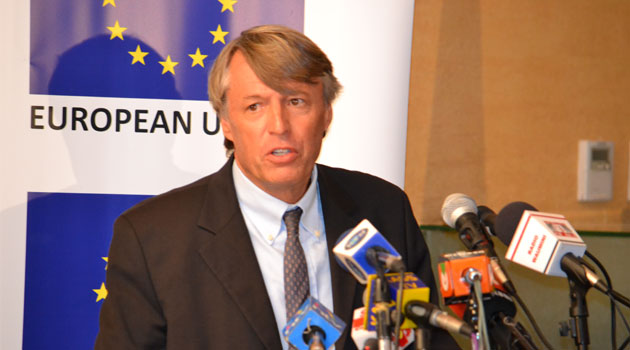 Ambassador and Head of Delegation of the EU to Kenya Lodewijk Briet has called on both sides to be more flexible this time round and come to a conclusion, adding that the talks are now overdue/CFM