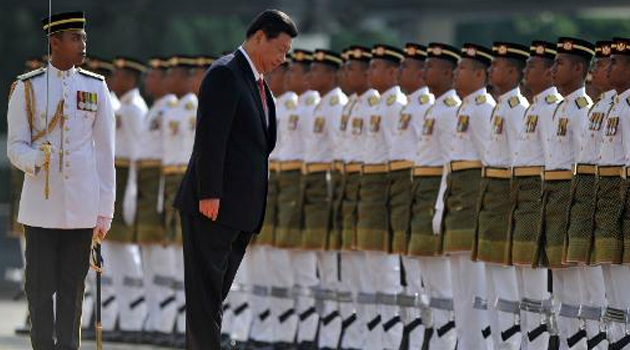China's President Xi Jinping/FILE