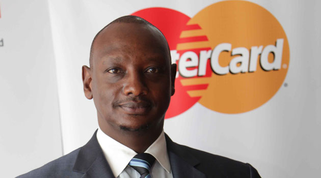 MasterCard East Africa Vice President James Wainaina says with increased adoption of electronic payments, merchants will enjoy more transactions as spending will not be limited to cash/FILE