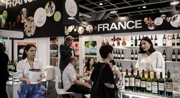 French winemakers look beyond China to emerging Asia/AFP