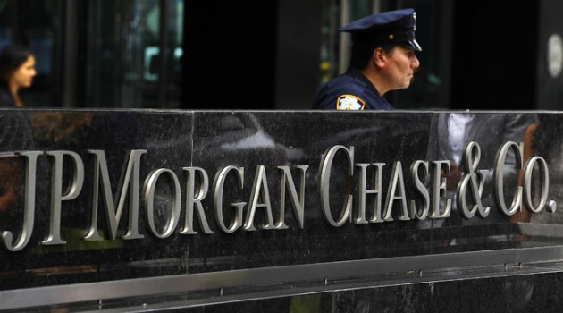 JPMorgan Chase profits dip on trading, mortgages/AFP