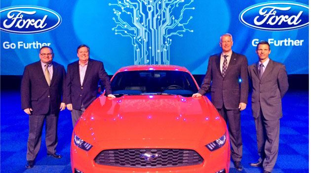 Ford MEA President Jim Benintende said Ford is bringing a full family of safe, high quality, fuel efficient and fun-to-drive cars, trucks and SUVs to customers throughout the Middle East and Africa region/FILE