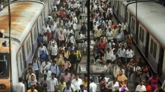 Indian Prime Minister Narendra Modi is hoping for more private sector money to modernise the railways which is still the main form of long-distance travel for most of India's population of 1.2 billion people/AFP