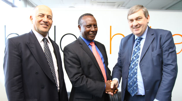 Telkom Chairman Eddy Njoroge confirmed the Board's confidence in the appointment of Lobry, who will be charged with the responsibility of building on the gains made during Ghossein's   tenure/CFM