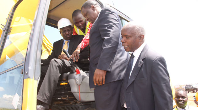 Emphasizing that the Konza Techno City project was a national project, Ruto urged the leadership of Machakos, Makueni and Kajiado counties to work together to ensure its success/DPPS