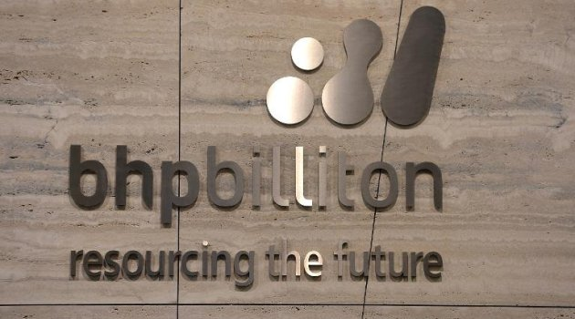 BHP Billiton says it is cutting back its operating US shale oil rigs by 40% amid slumping prices/AFP