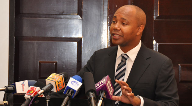 Gulf Energy Managing Director Francis Njogu they are looking forward to have the process of land acquisition complete before October this year/CFM