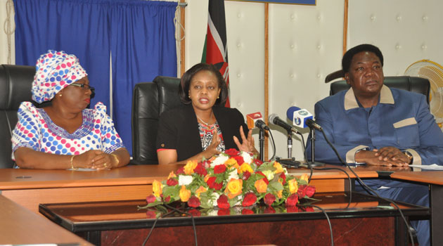 Tourism Cabinet Secretary Phyllis Kandie says Kenya has taken the move to ensure fair play in the sector since Kenya tour vans have not been allowed in Tanzania parks and airports for a long period/FILE