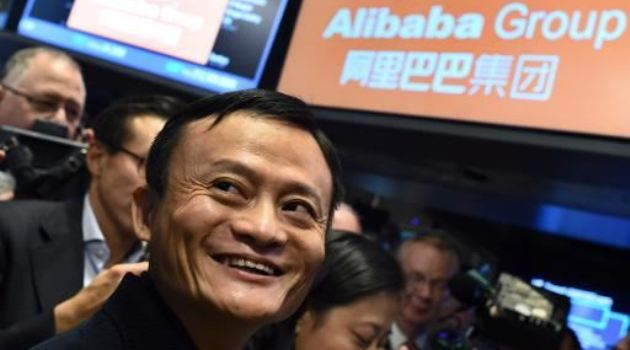 Jack Ma, founder of Chinese e-commerce giant Alibaba, has been overtaken as China's richest man according to a new wealth survey/AFP
