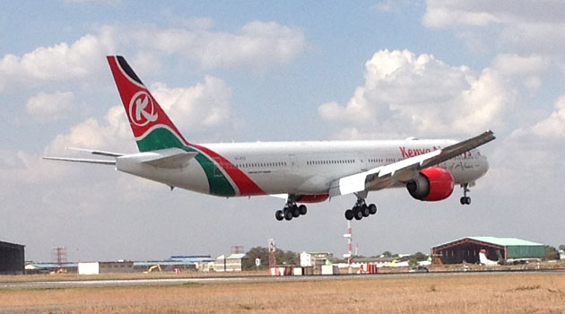 The airline clinched the top slot battling out South African Airways, Royal Air Maroc, Egypt Air and Ethiopian Airline/FILE