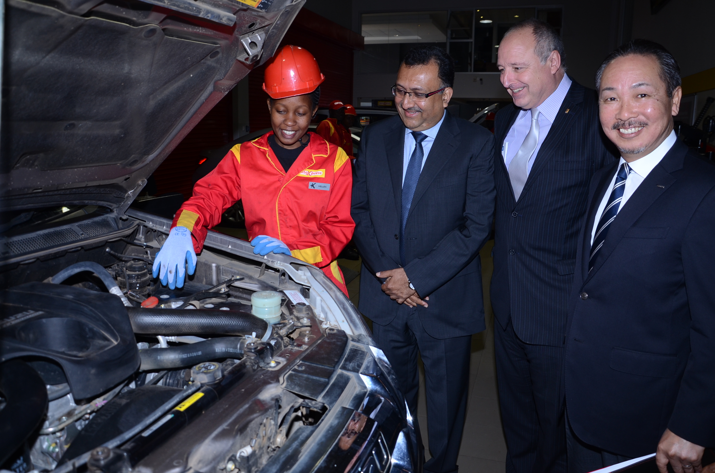 Speaking during the signing, GMEA Managing Director Rita Kavashe said the move was part of General Motors strategy to ensure the customers access genuine parts and service/FILE
